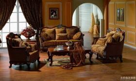 客厅古典家具图片