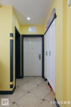 最新门厅装修效果图大全