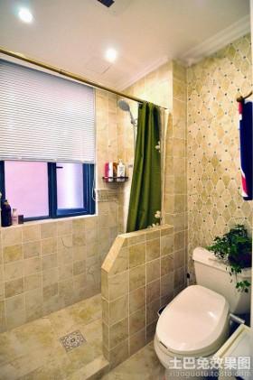 宜家风格家居卫生间设计效果图