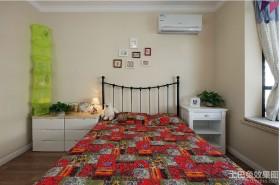 7平米混搭风格卧室装修效果图