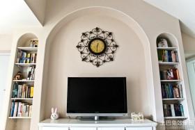 2014电视墙装饰效果图