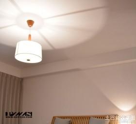 日式简约吊灯图片