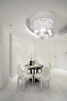 新古典风格餐厅装修设计