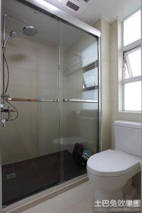 家居淋浴房图片