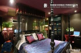 混搭小户型卧室效果图片