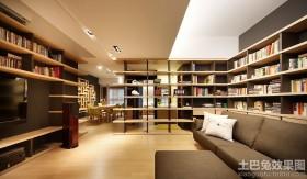 混搭风格小户型家装设计效果图