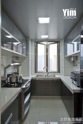2014小厨房集成吊顶装修效果图