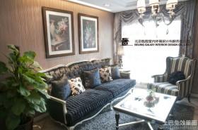 新古典风格客厅沙发效果图