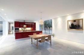 100平米房子简单装修效果图