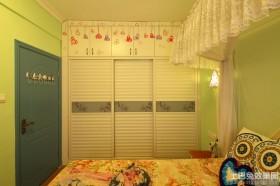 卧室衣柜设计效果图欣赏