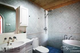 地中海家装卫生间瓷砖效果图