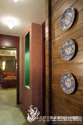 东南亚风格墙面装饰