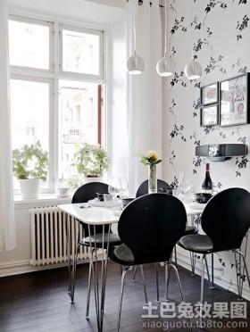 40平米一居室餐厅装修图欣赏