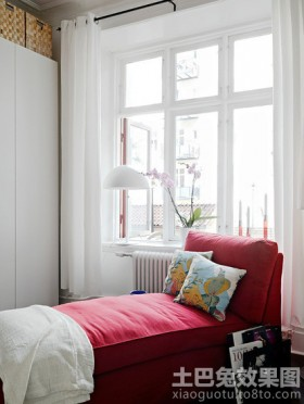 40平米一居室装修图欣赏