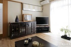 日式装修客厅图片