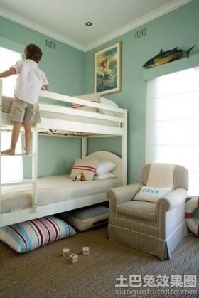 双人儿童房装修效果图大全图片