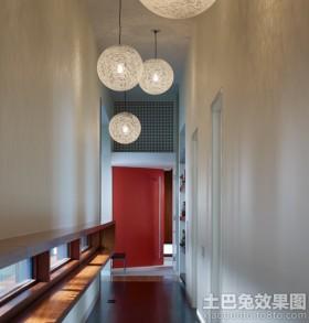 走廊灯饰效果图