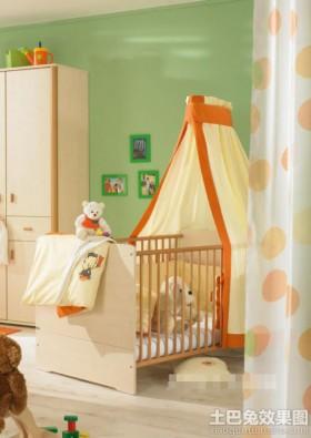 家居婴儿房装修效果图大全
