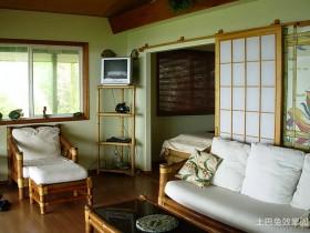 日式风格小户型室内装修设计