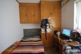 小户型混搭风格卧室装修效果图