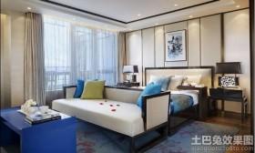 新中式卧室整体装修