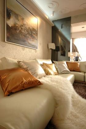 客厅现代装饰画图片