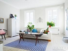 北欧风格单身公寓设计图