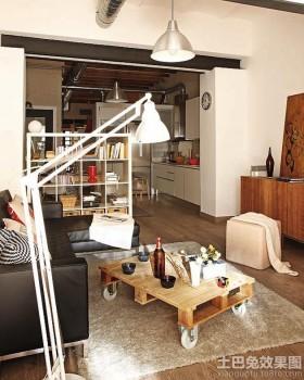单身公寓设计图片
