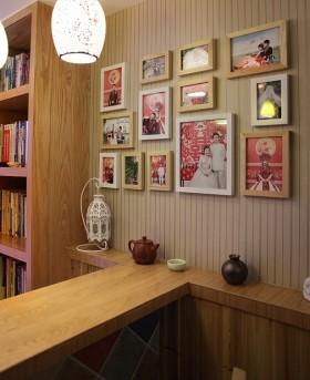 新房照片墙效果图