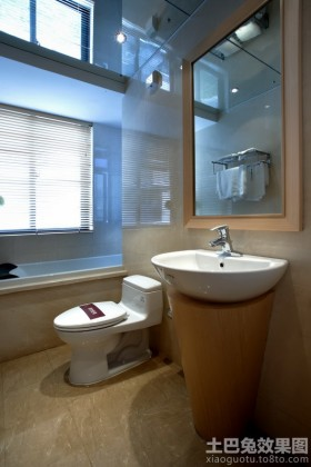 简装卫生间设计