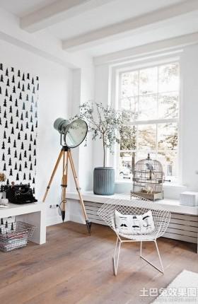 室内北欧风格装修图片