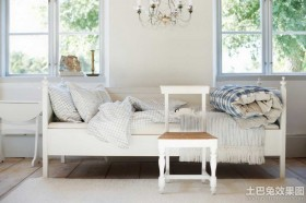 北欧风格装修家具效果图
