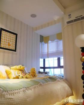 儿童房间装饰图片