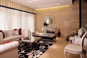 新古典装修风格客厅图片