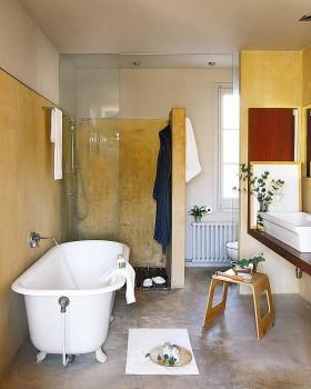 老房装修卫生间效果图