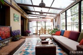 混搭风格小户型客厅装修设计