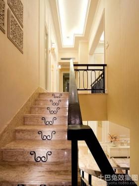 玄关楼梯装修效果图大全2015图片