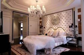 新古典风格卧室设计效果图