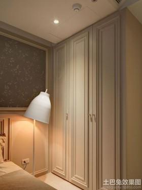 欧式风格卧室欧式风格卧室衣柜装修效果图
