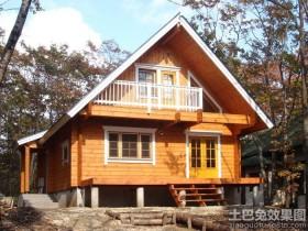 日本木别墅图片