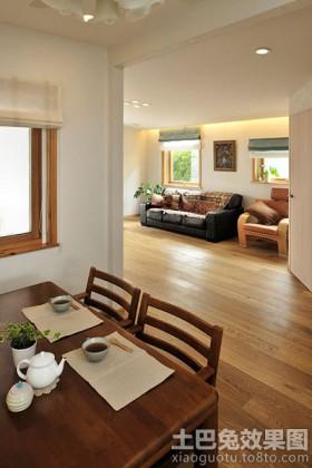 日式家居木地板贴图