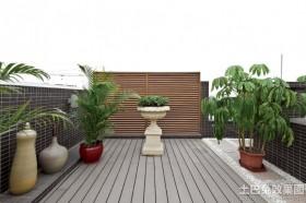 简装阳台地板砖贴图设计
