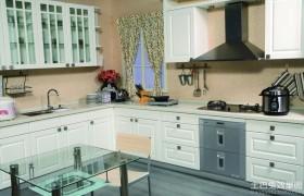 混搭风格厨房橱柜设计