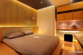日式简约房间设计实景图