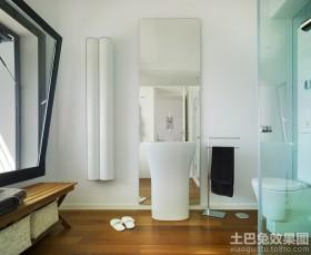 居家卫生间装饰图片欣赏
