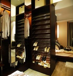 卧室鞋柜设计图