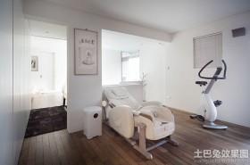 家庭健身房装修效果图片