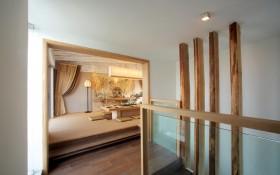 日式简约别墅室内设计效果图