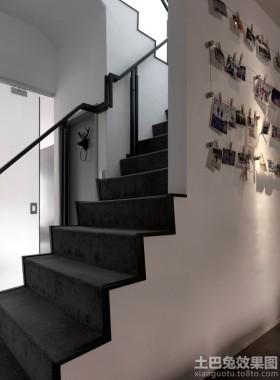 北欧楼梯装修