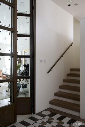 北欧楼梯装修效果图